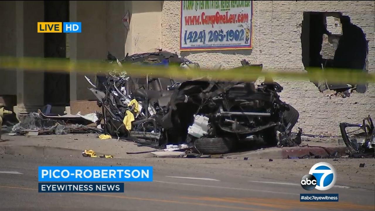 Car crash   abc7 com
