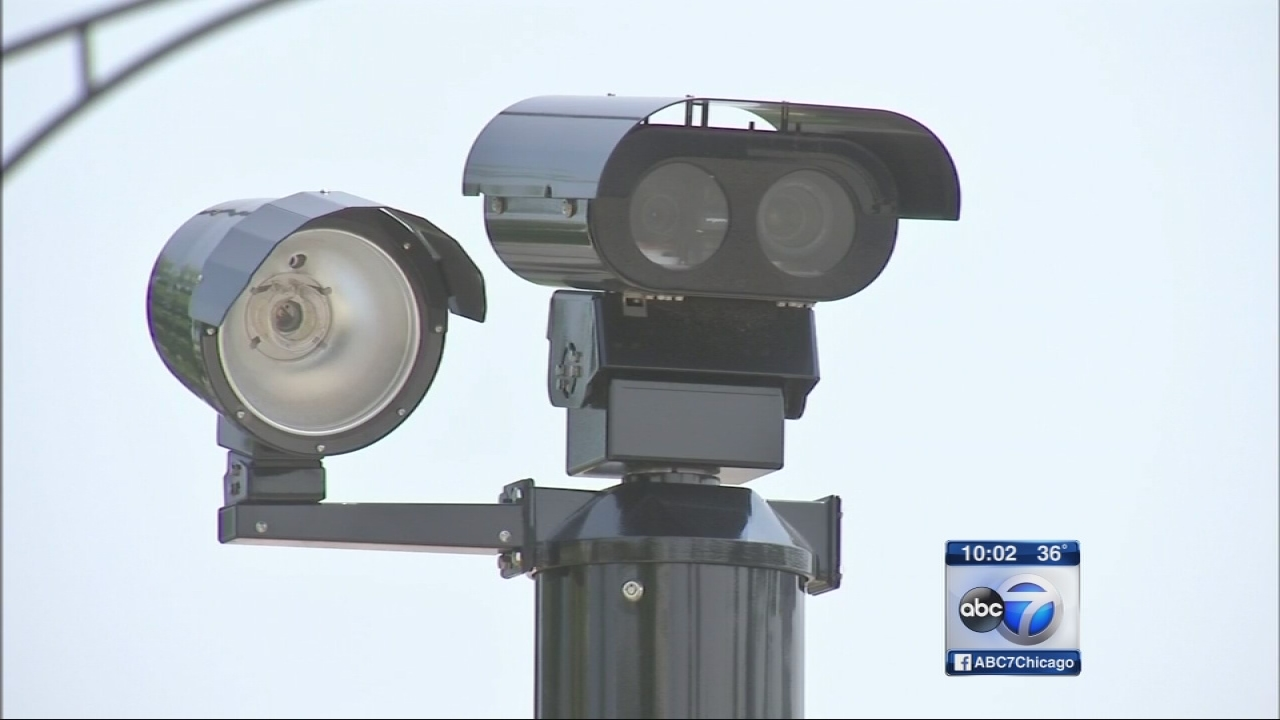 50 red light cameras to be removed in Chicago