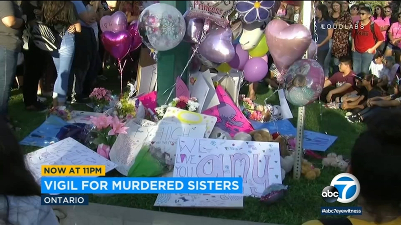 Ontario school honors girls allegedly killed by mother