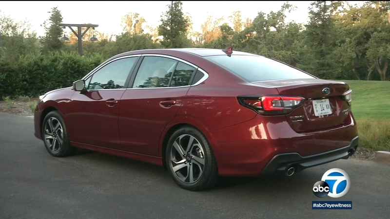 Subaru S 2020 Legacy Sedan Is All New And Still A Bit Different