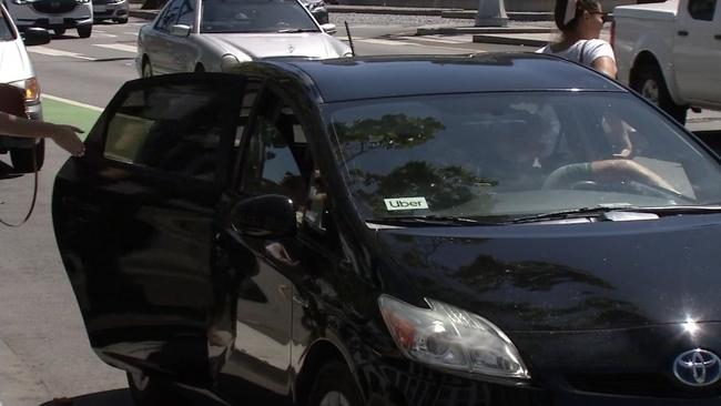 San Francisco officials propose Uber, Lyft tax | abc7news com