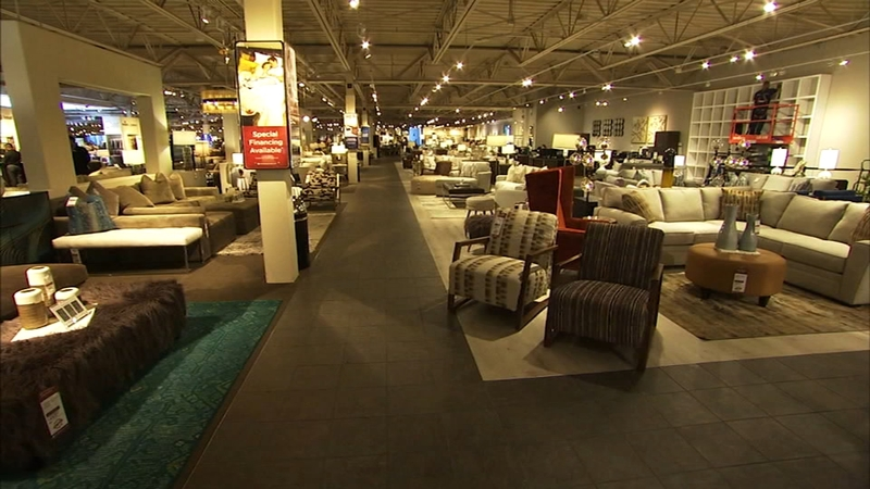 Incredible Socal Spotlight Mathis Brothers Gives Inside Look At How Facility Runs Bralicious Painted Fabric Chair Ideas Braliciousco