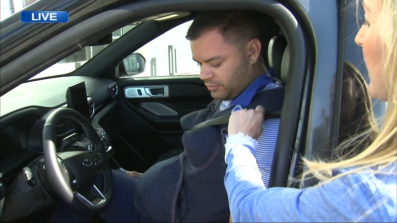Ford Motor Company offers safety courses for pregnant moms throughout  Chicago