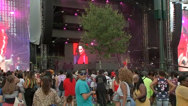 Made in America festival kicks off Labor Day weekend in Philly