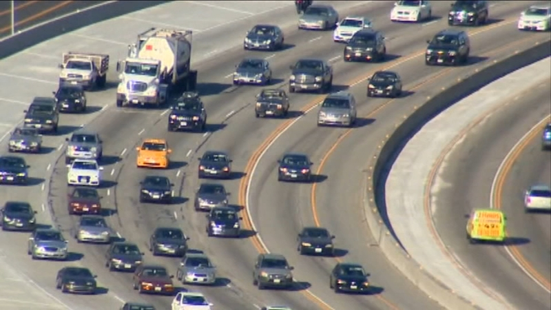 CHP officers out in full force for Labor Day weekend