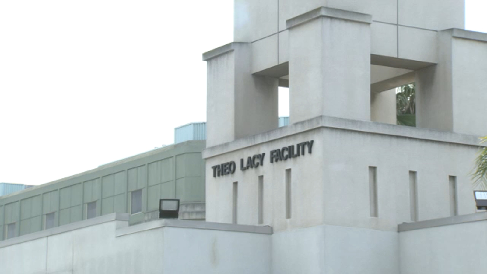 Death of inmate at Theo Lacy Jail in Orange being investigated