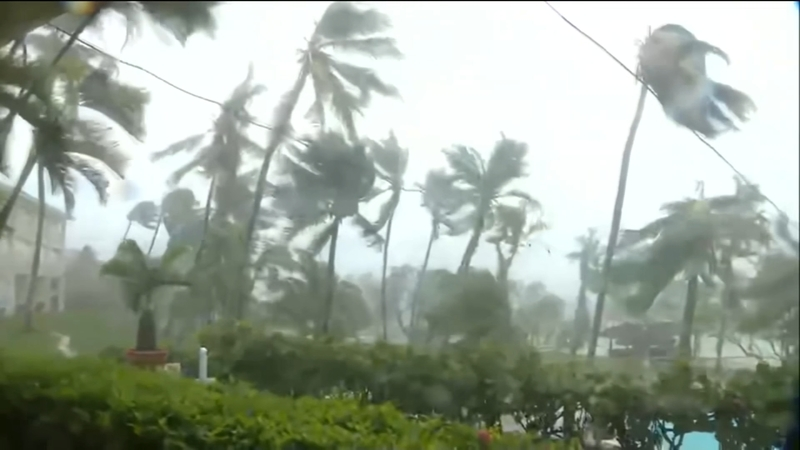 Raleigh man worried about friends, family as Hurricane Dorian lashes Bahamas