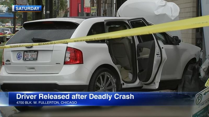 Woman, 81, killed in crash near NW Side pizzeria identified
