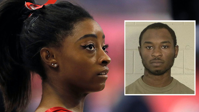 Gymnast's brother Tevin Biles-Thomas arrested for murder