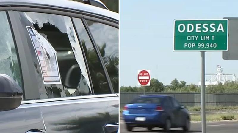 Odessa shooting: Houston man among wounded