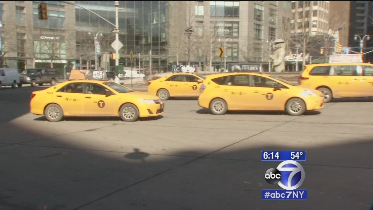 Latest NYC taxi exam requires less geography knowledge thanks to GPS