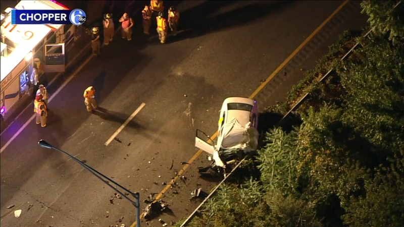 At least 1 dead after crash involving tractor-trailer in Pennsville, New  Jersey