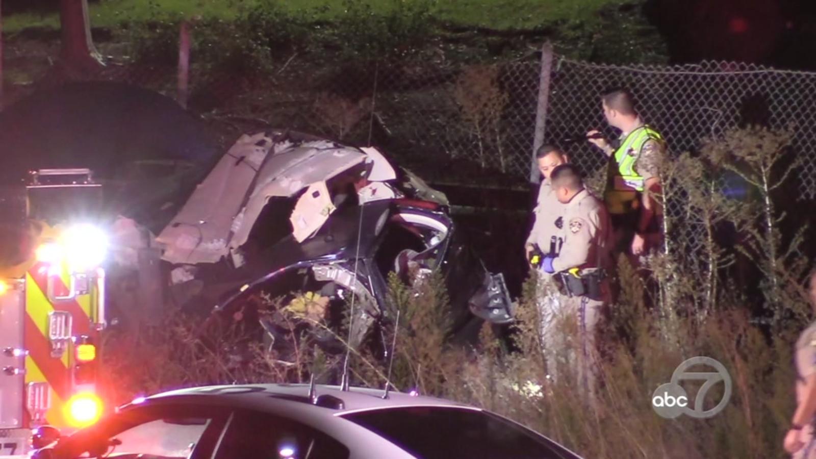 1 killed in crash on southbound Hwy 101 in Menlo Park