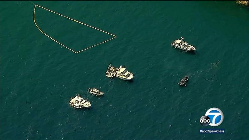 Santa Barbara boat fire investigation to take more than a year