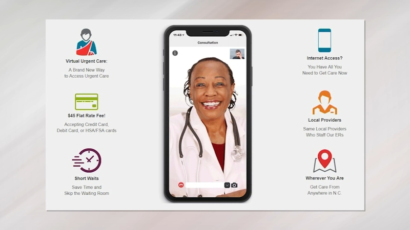 WakeMed offers free virtual care during Dorian