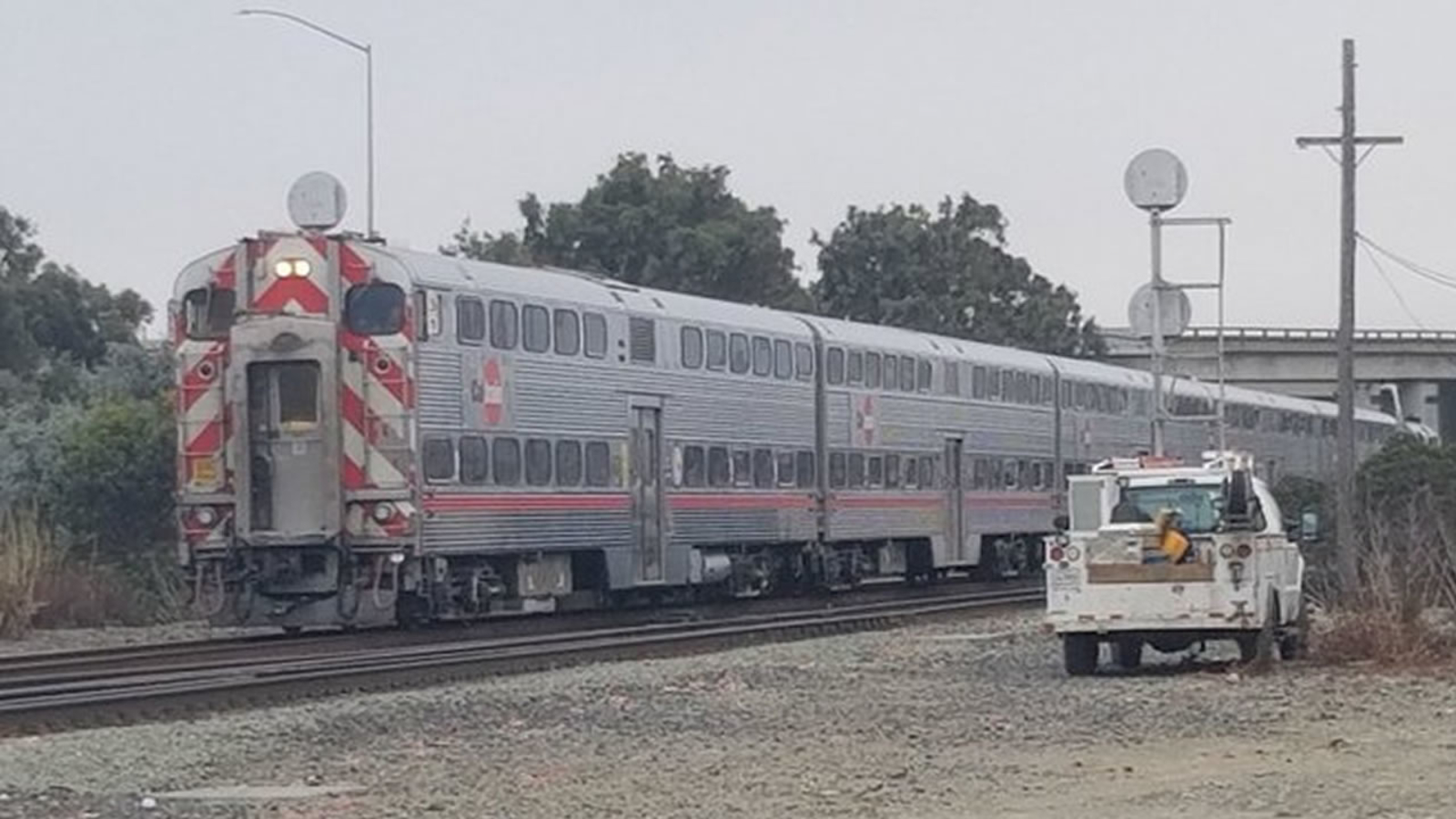 Tracks reopen after Caltrain fatally strikes person in SF