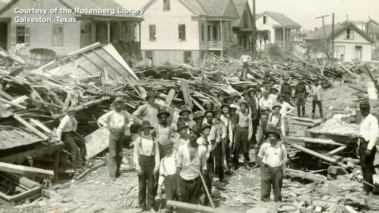 Galveston S Great Storm A Look Back At The Deadliest Storm In U S History Abc13 Houston