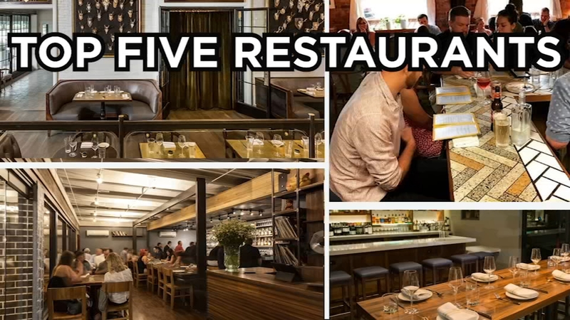 Here Are The Top Five Restaurants In Houston By Culturemap