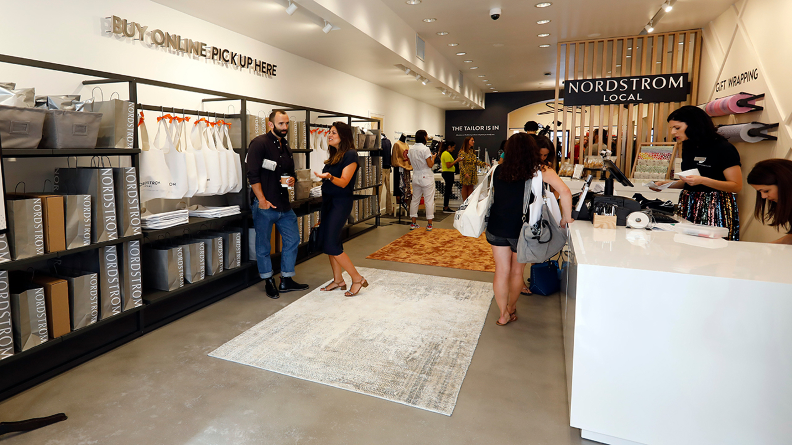 Nordstrom opens new store on Upper East Side with services but no merchandise