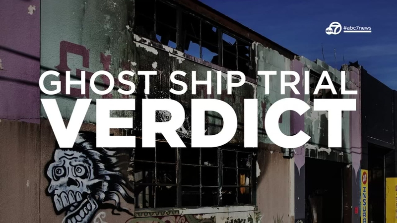 Ghost Ship Fire Verdict: Max Harris acquitted, hung jury for Derick Almena