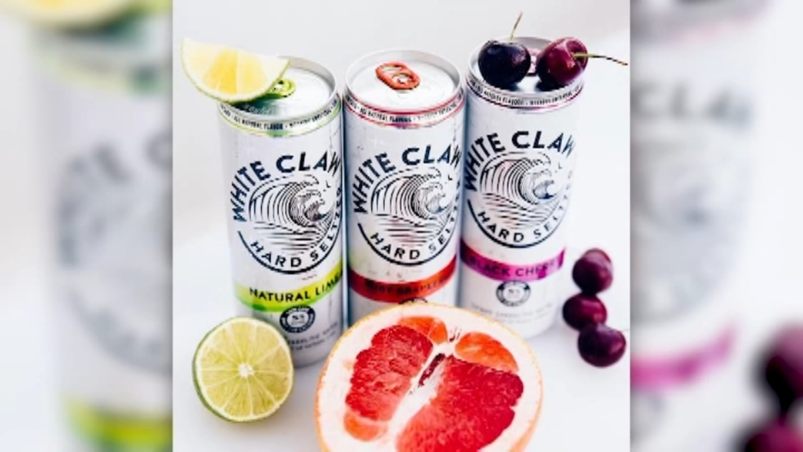 White Claw Hard Seltzer confirms nationwide shortage of ...