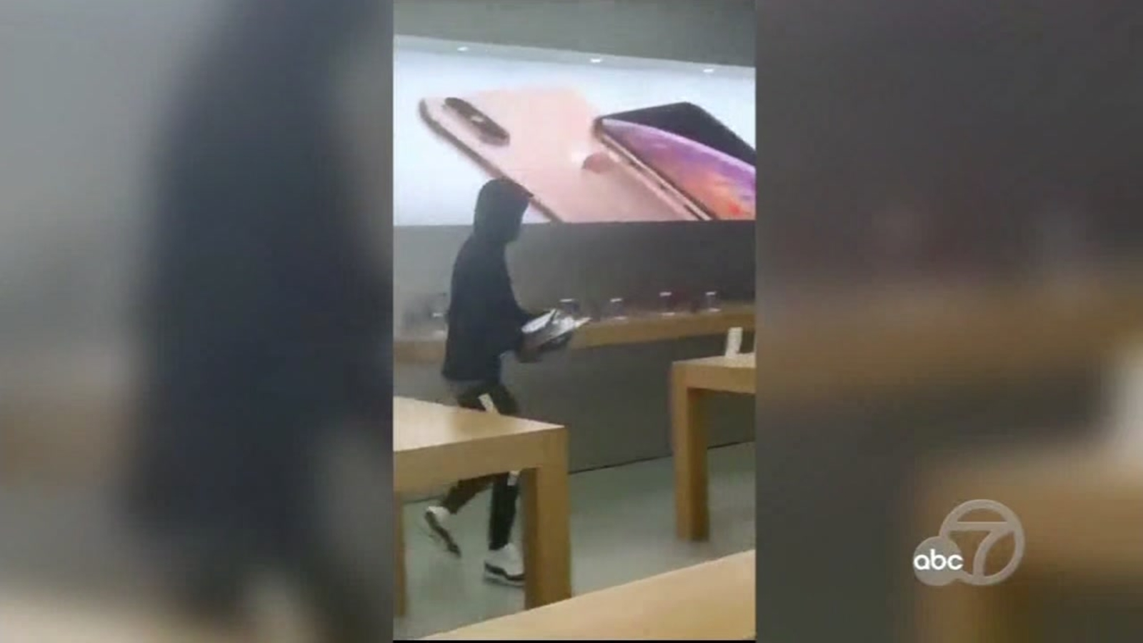 Hillsdale apple store robbed, San Mateo police looking for 3 suspects