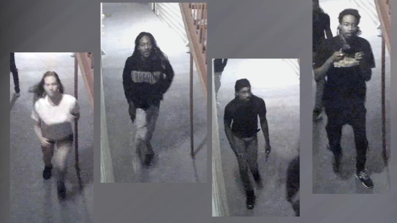 Fayetteville Police arrest 1, seek 3 in stabbing, robbery of resident