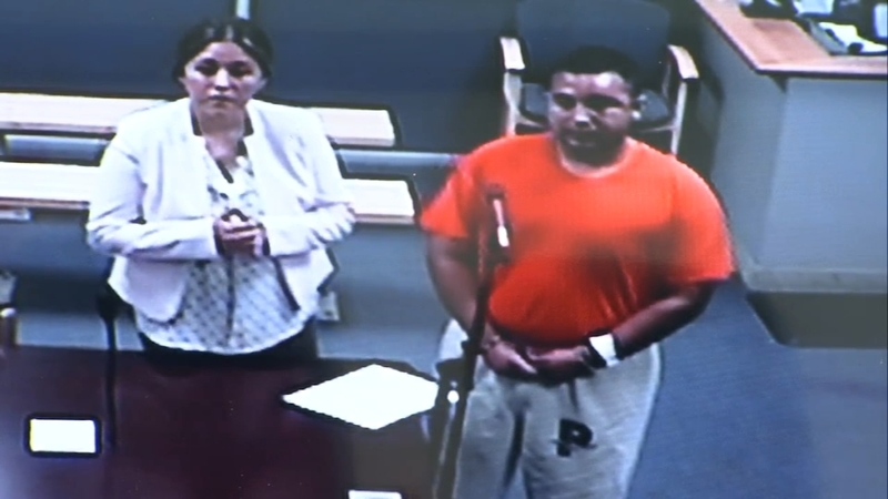 Jorge Rivera accused of killing Tulare County dairy farmer Tony Dragt  pleads not guilty in court