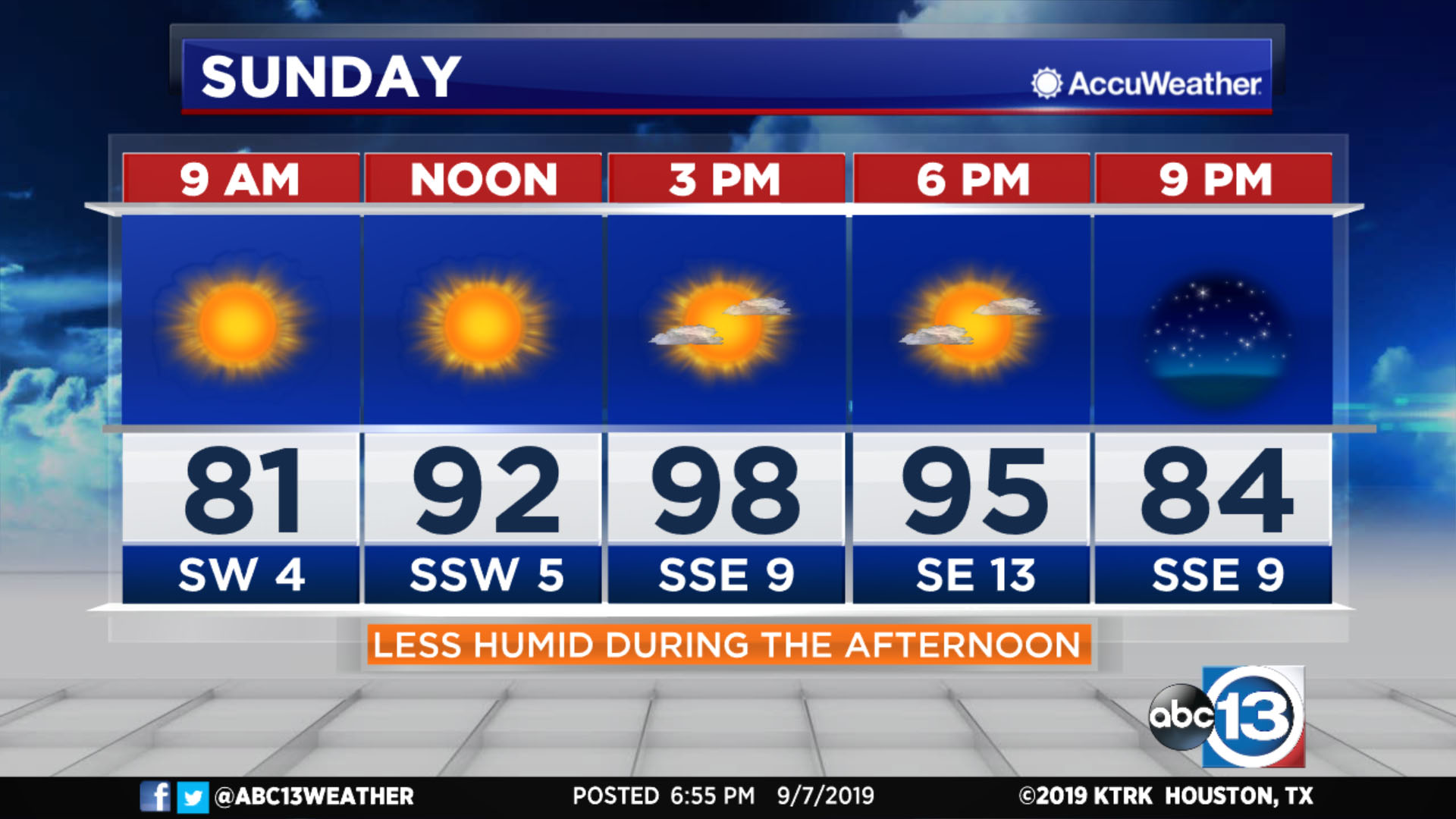 ABC13 Houston Apps for Tablet, iPad, iPhone & Android