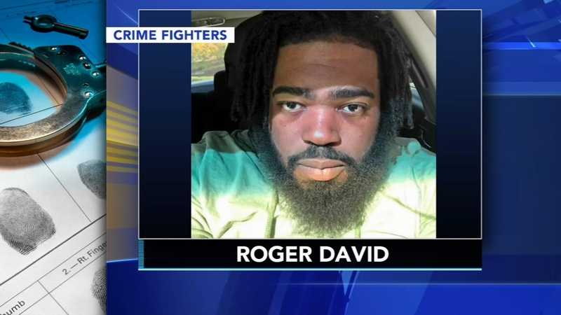 Crime Fighters: Who killed Roger David?