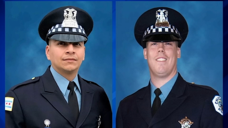 Chicago police honor fallen officers at charity softball tournament