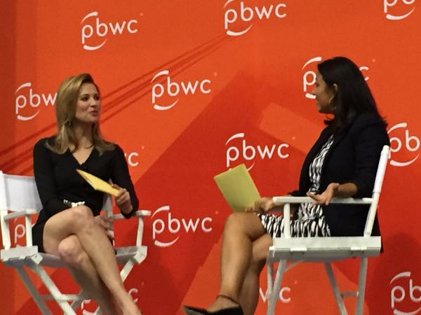 "<div class=""meta image-caption""><div class=""origin-logo origin-image kgo""><span>KGO</span></div><span class=""caption-text"">@LeylaGulenABC7  and @LizzieBtv at #PBWC inspiring hundreds and hundreds of attendees #whereyoulive. (ABC7 News/Bill Burton)</span></div>"