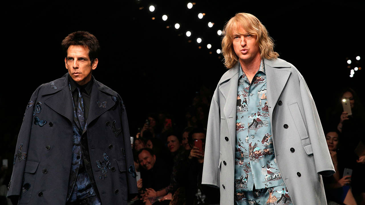 Ben Stiller Owen Wilson Hit The Valentino Runway In Paris For Zoolander 2 Abc11 Raleigh Durham
