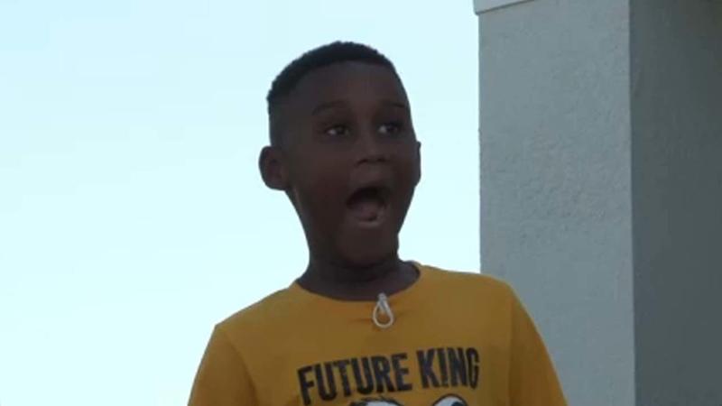 SC boy receives free Disney trip after helping Dorian evacuees