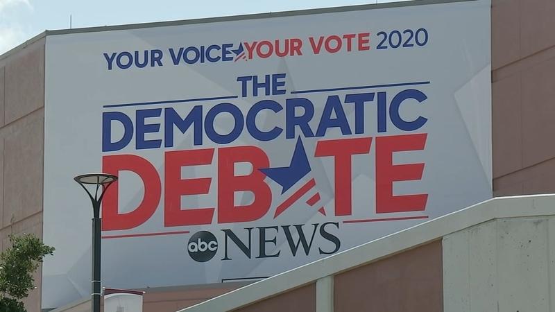 Democratic debate presents TSU with historic opportunity