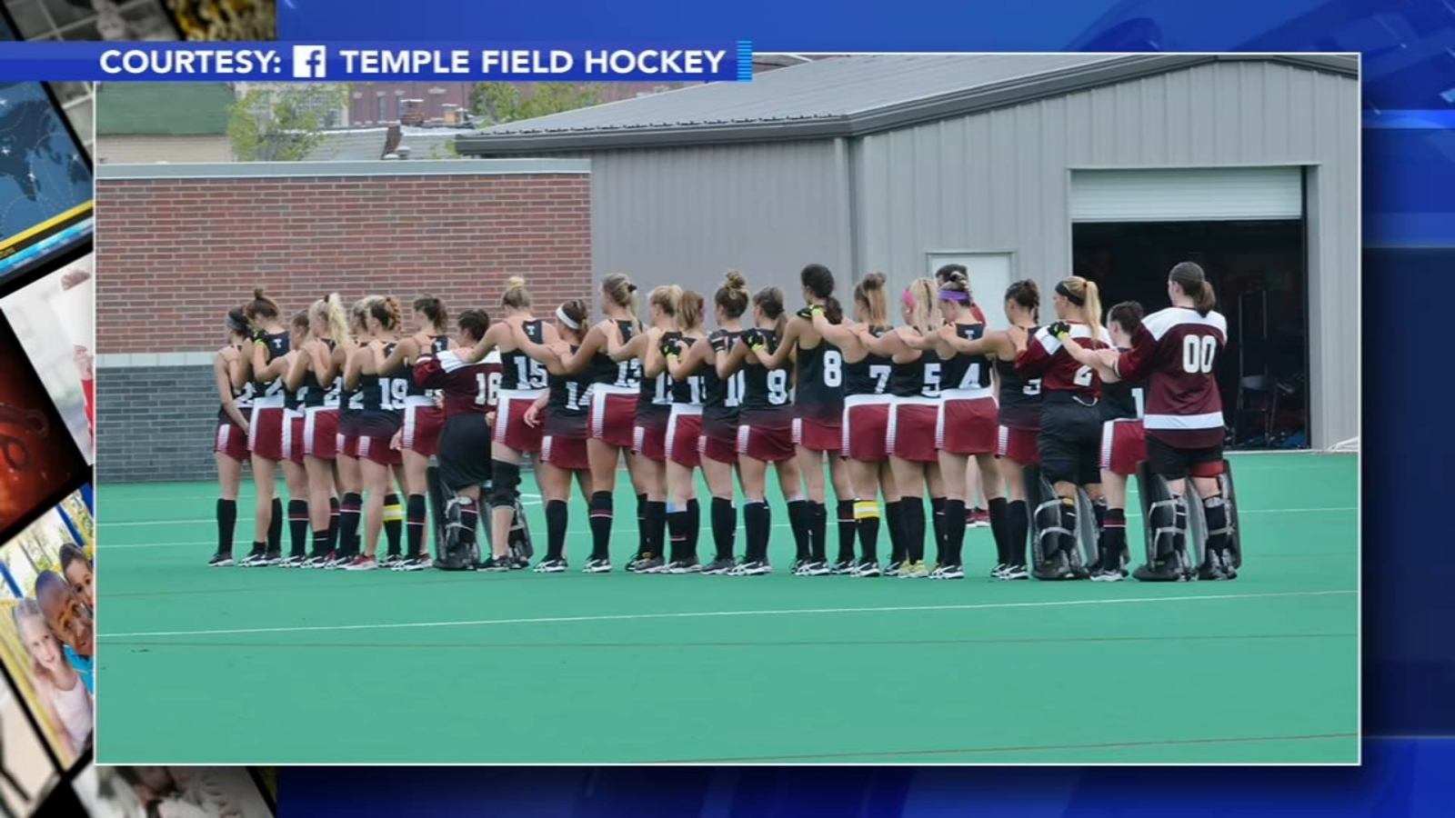 Temple Field Hockey Game At Kent State University Stopped Early Due To Scheduled Fireworks Before Football Game 6abc Philadelphia
