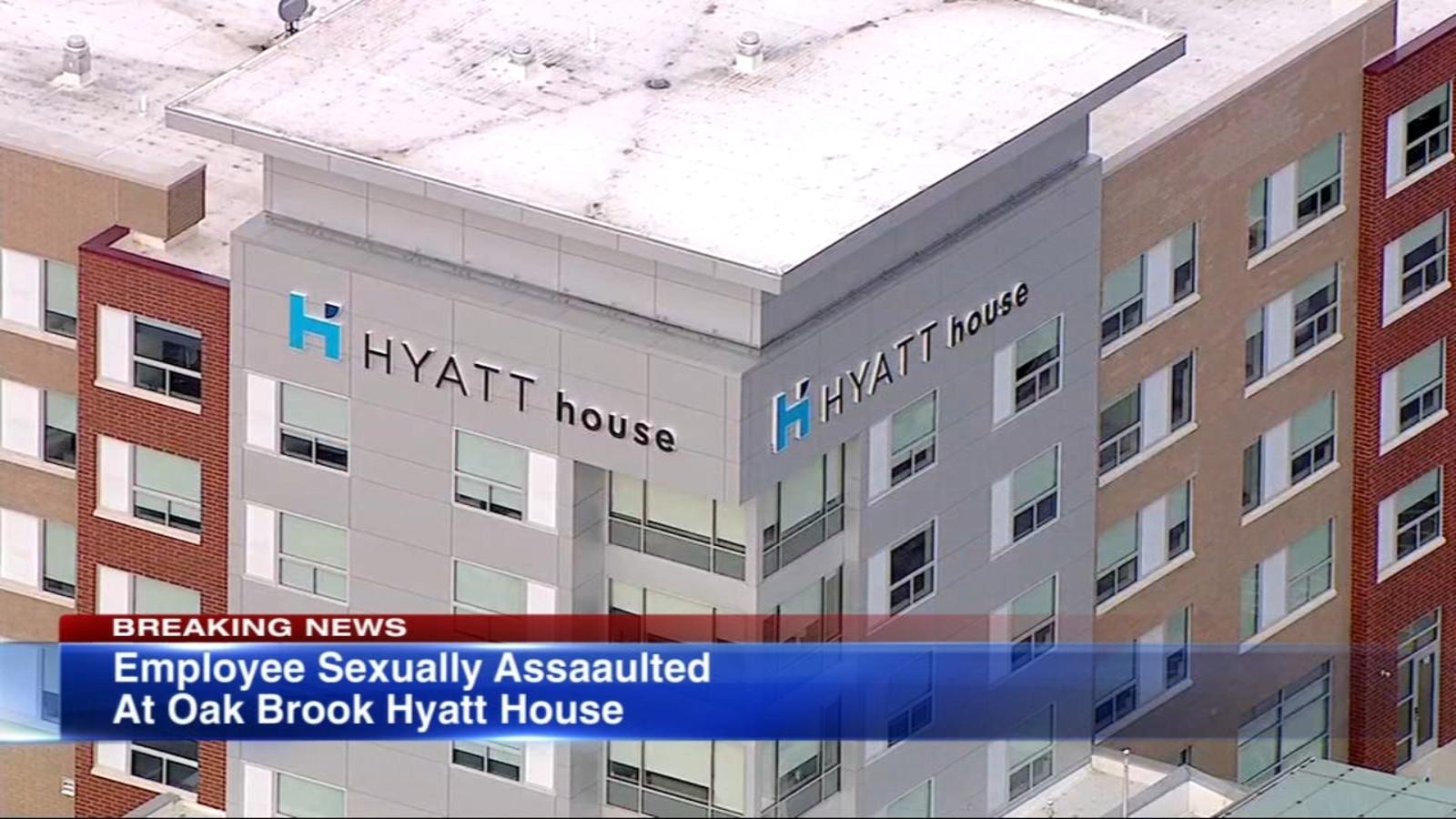 Chicago man arrested for sex assault of Oak Brook Hyatt House employee: police