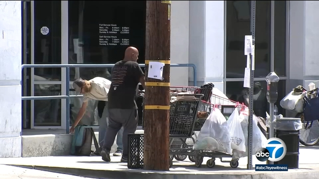 Homeless in southern california | abc7 com