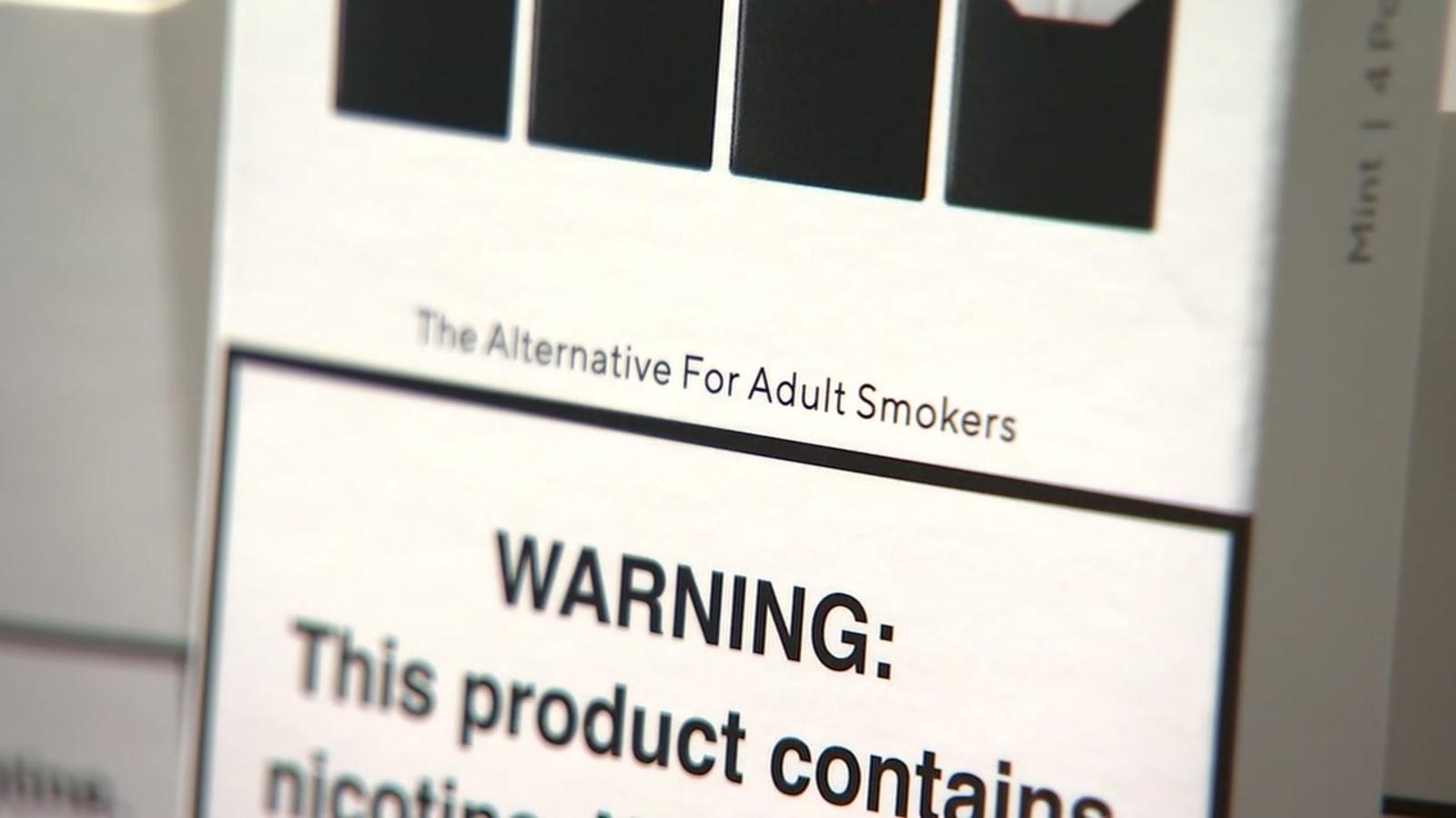 FDA sends warning letter to Juul