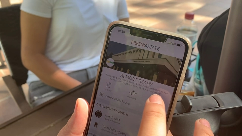 Fresno State offers new mobile dining app for students