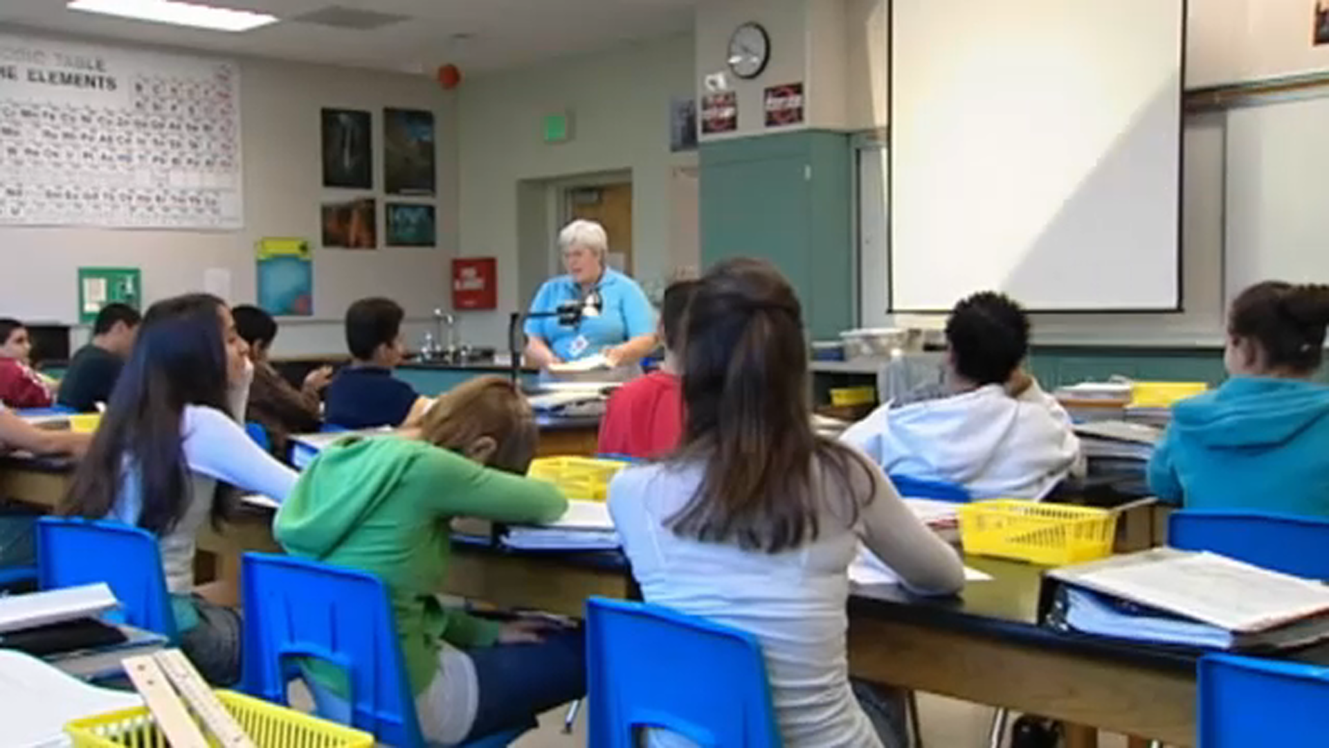 Willful Defiance California Law Bars School Suspensions For Students Talking Back To Teachers Abc7 Los Angeles
