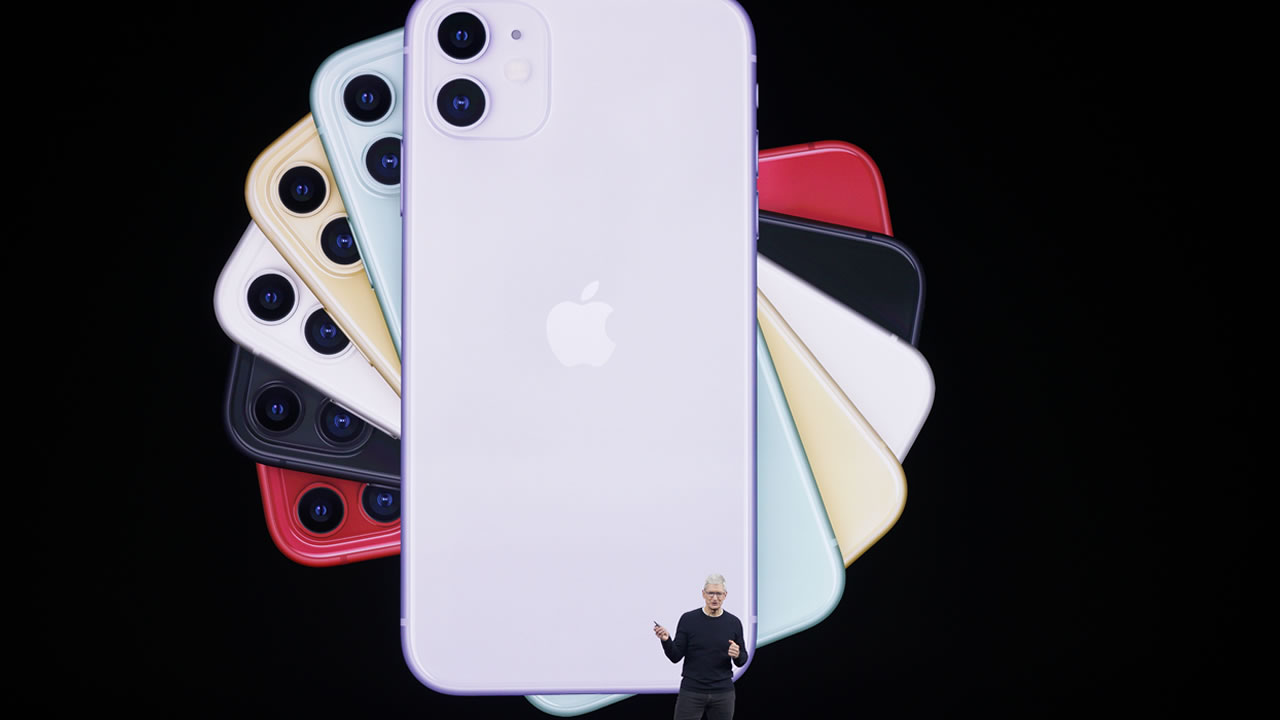 Apple Event New Iphone 11 Unveiled