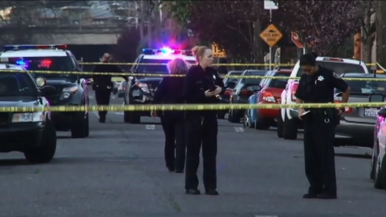 Oakland police are mobilizing major resources to solve Monday's shootout that killed a woman who shielded her two children from the gunfire.