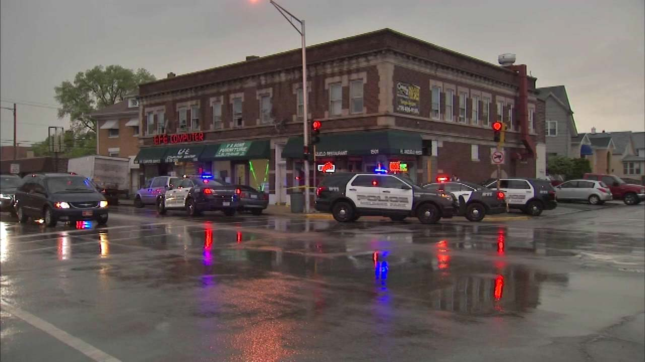 Melrose Park restaurant shooting investigated by police - ABC7 Chicago