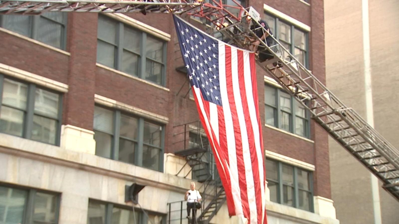 9/11 Memorial: Chicago-area ceremonies mark somber anniversary