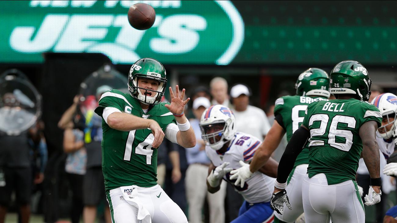 New York Jets Quarterback Sam Darnold To Miss Multiple Weeks