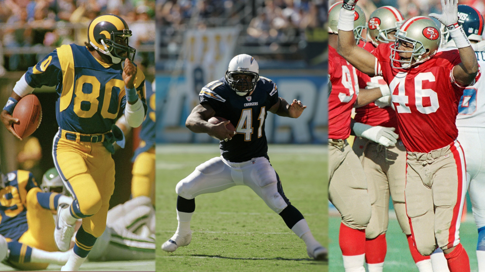 3 Central Valley athletes nominated for NFL Hall of Fame