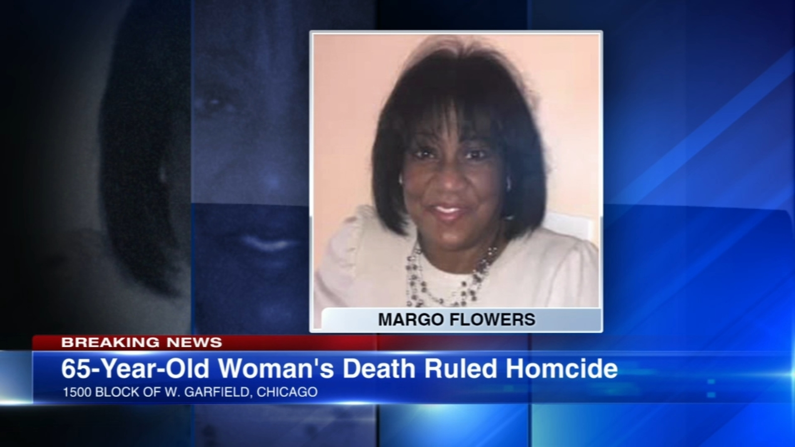 Woman, 65, killed in Back of the Yards strangling