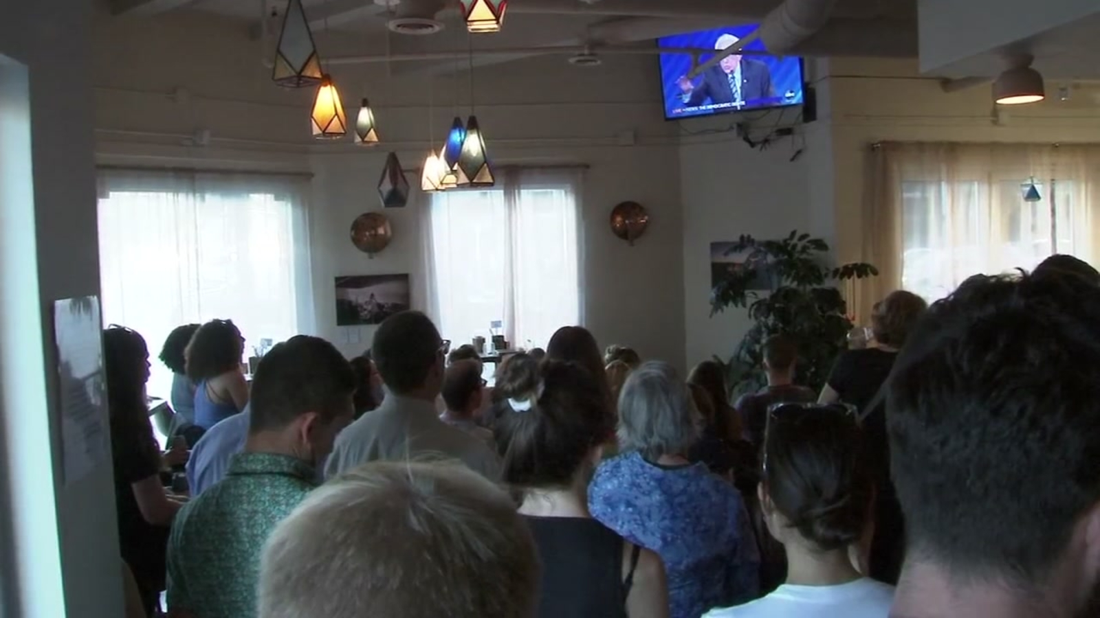 Democratic debate leaves many with mixed reactions at SF watch party