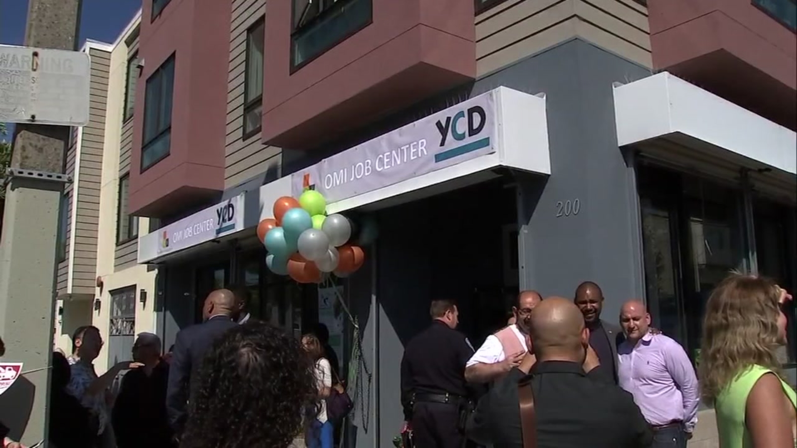 First job center opens in the 'forgotten district' in San Francisco